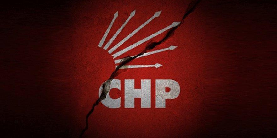 CHP Maltepe İlçe Teşkilatı İstifa Etti
