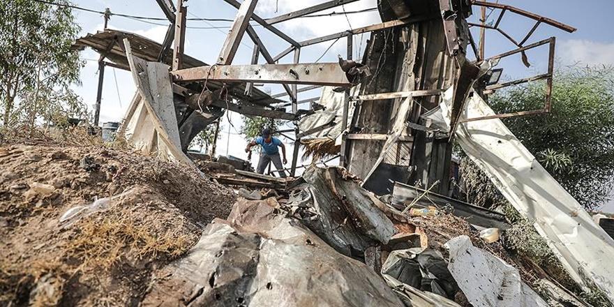 İşgalci İsrail'den Gazze'ye Saldırı: 2 Filistinli Hayatını Kaybetti!