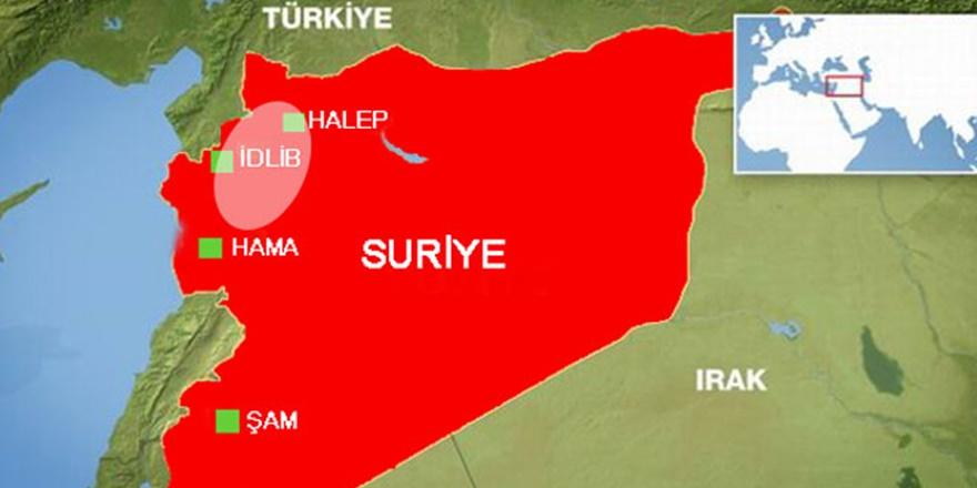 """""""İdlib Düğümü ve Suriye Muhalefetinin Geleceği"""""""