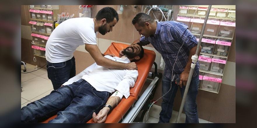 Açlık Grevine Giden 20 Yaşındaki Filistinli Serbest Bırakıldı