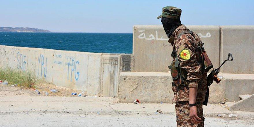 'İsrail, İran Hedeflerini Vururken Suriye'deki YPG Üslerini Kullandı'