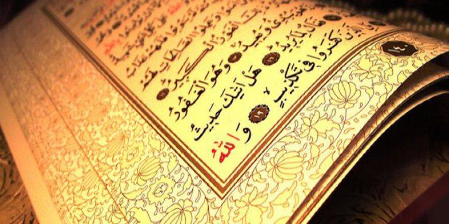 Kur'an-ı Kerim'de Zamanla Değişecek Hiçbir Hüküm Yoktur