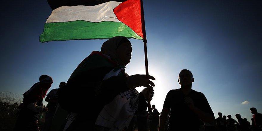 Filistin'den Dünyaya Gazze Çağrısı