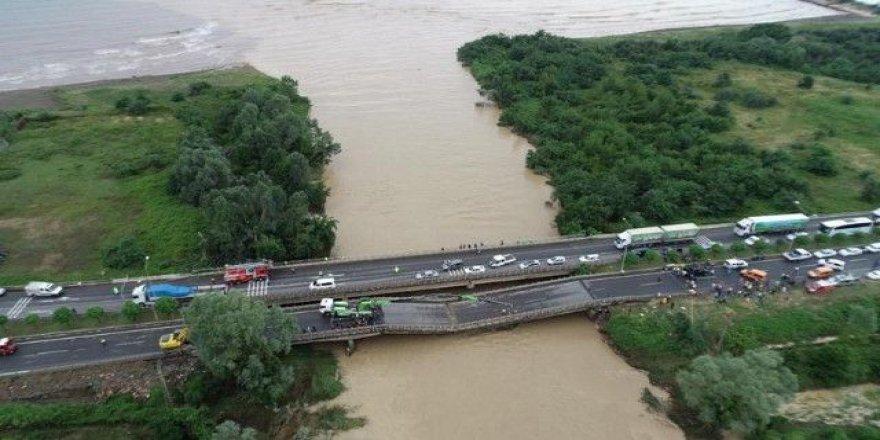 Sel Felaketine Maruz Kalan Ordu'da Hasar Bilançosu Açıklandı
