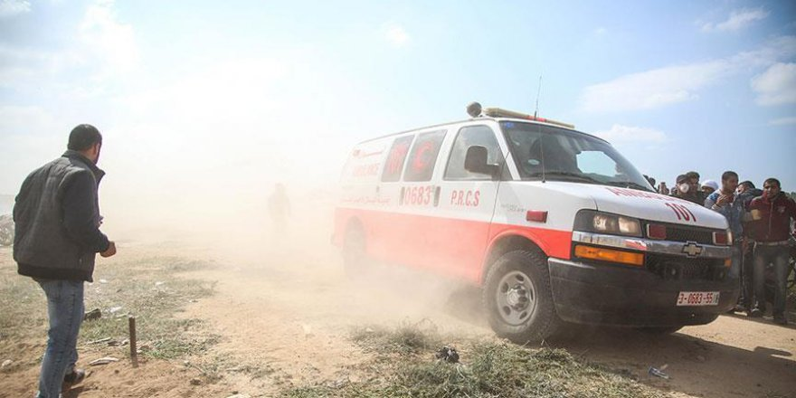 İşgal Güçleri Gazzeli Sağlık Görevlisini Katletti