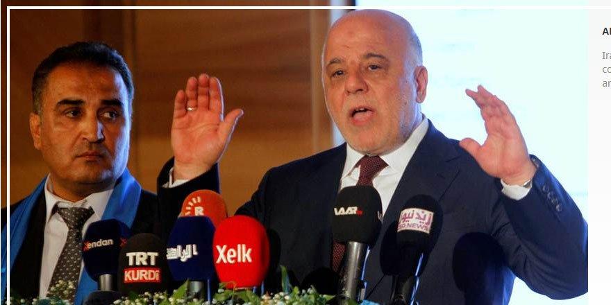 İran Medyası Irak'ın ABD'nin Yaptırımlarına Uyacağını Açıklayan İbadi'ye Öfkeli!