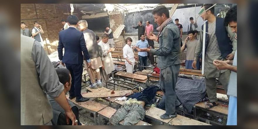 Kâbil'de Bombalı Saldırı: En Az 25 Ölü, 35 Yaralı