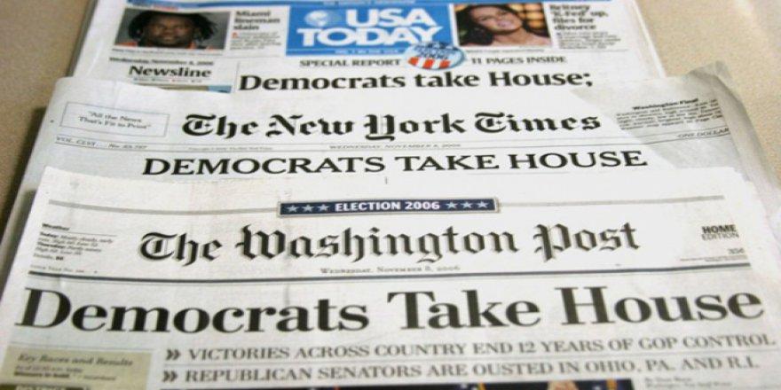 ABD'de Yayın Yapan 350 Gazeteden Trump'a 'Biz Halkız' Tepkisi