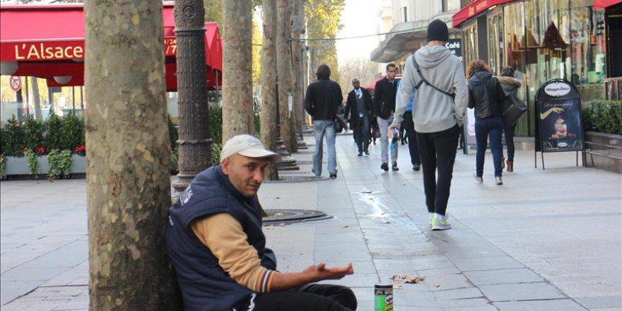 Fransa'nın Besançon Kentinde Sokakta Oturmak ve Alkol Almak Yasaklandı