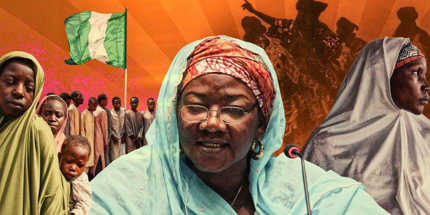 Kadın Öğretmenin Boko Haram ile Görüşme Cesareti