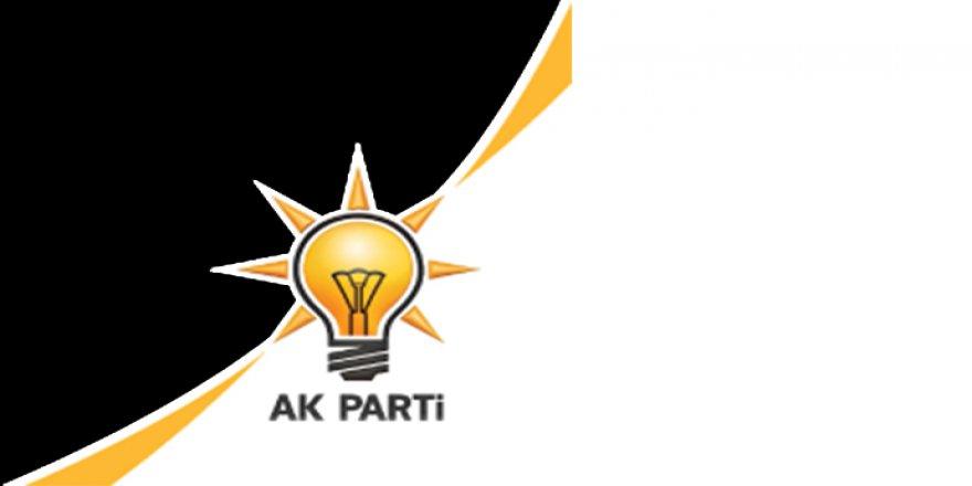 AK Parti'nin Yeni MKYK Listesi Belli OIdu