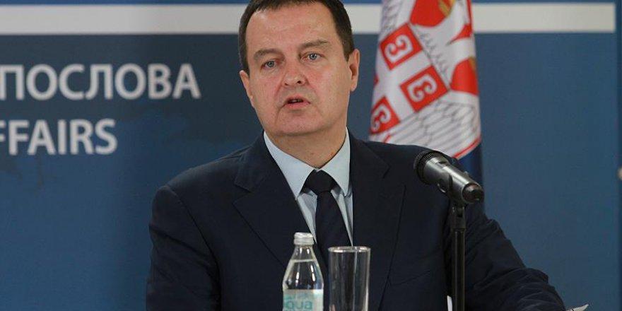 """""""Sırbistan Türkiye'ye Karşı Bir Koalisyonun İçinde Yer Almayacak"""""""