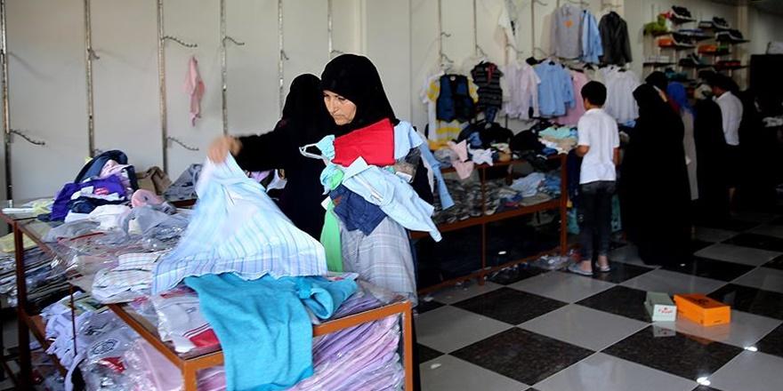 İHH'dan Suriyeli Yetimlere Bayram Yardımı