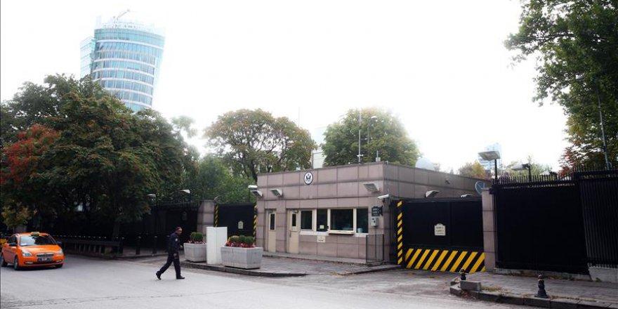 ABD'nin Ankara Büyükelçiliğine Ateş Açılması Soruşturmasında İki Kişi Yakalandı