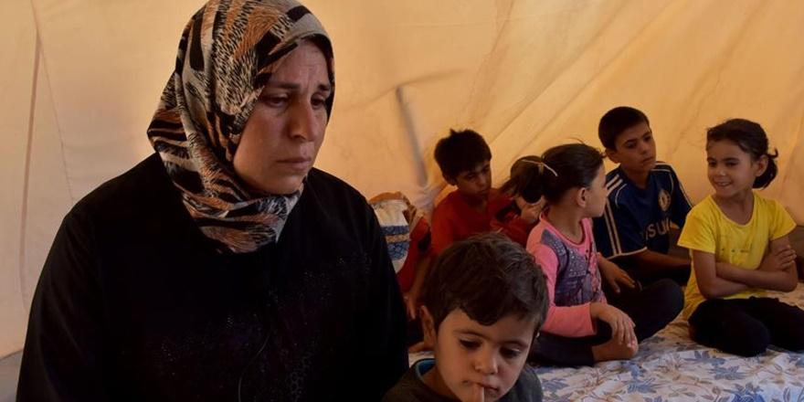 İdlib Bir Bayramda Daha Kederli Göçmenleri Ağırlıyor!