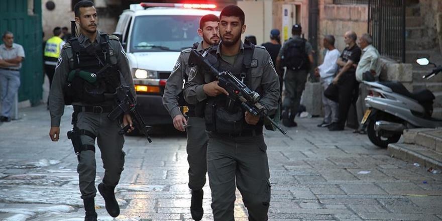Batı Şeria'da Silahlı Saldırıda 6 Siyonist Yaralandı