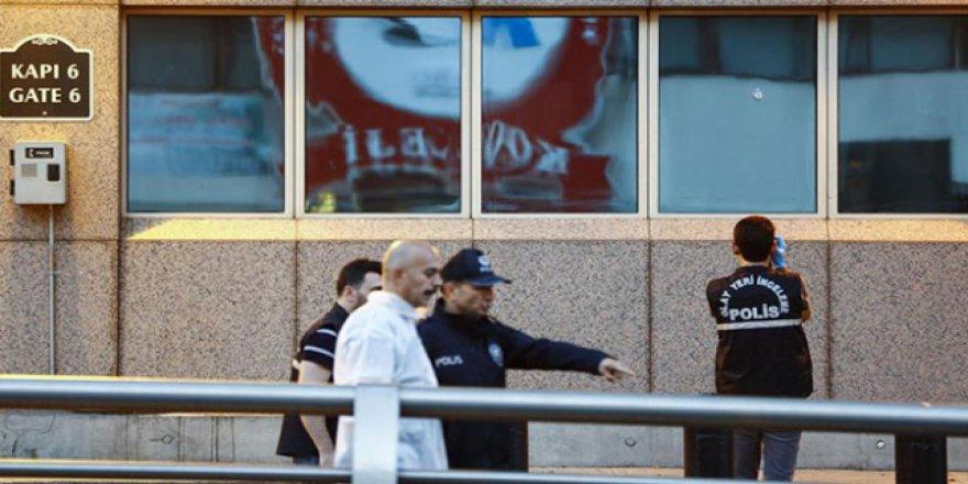 ABD'nin Ankara Büyükelçiliği'ne Ateş Edenler Alkollü Çıktı