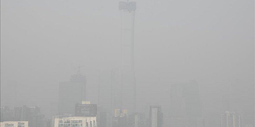 İran'ın Güneyindeki Zabul'da Hava Kirliliği 37 Kat Arttı