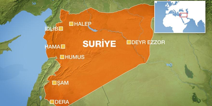 İdlib'deki İşgal Girişimi Suriyeli Sivillerle Birlikte Türkiye'yi de Tehdit Ediyor!