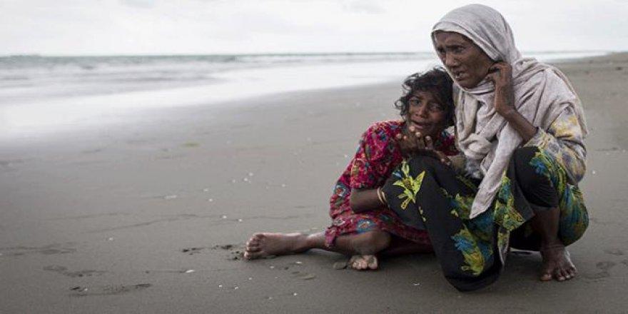 Arakanlı Kız Çocuğundan BM Mülteciler Yüksek Komiseri'ne Mektup