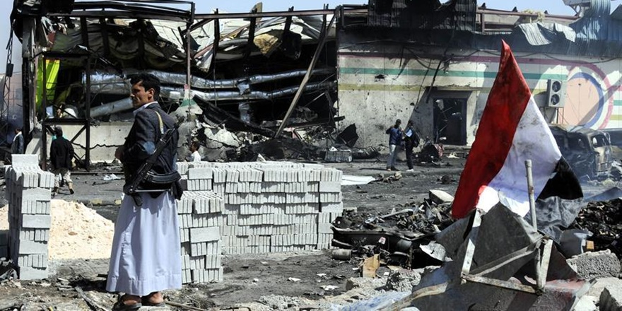 """New York Times'tan """"Yemen'de Katliamı Durdurun"""" Çağrısı"""