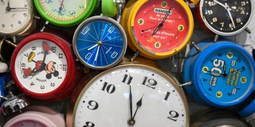 AB de Yaz Saati-Kış Saati Uygulamasını Kaldırıyor
