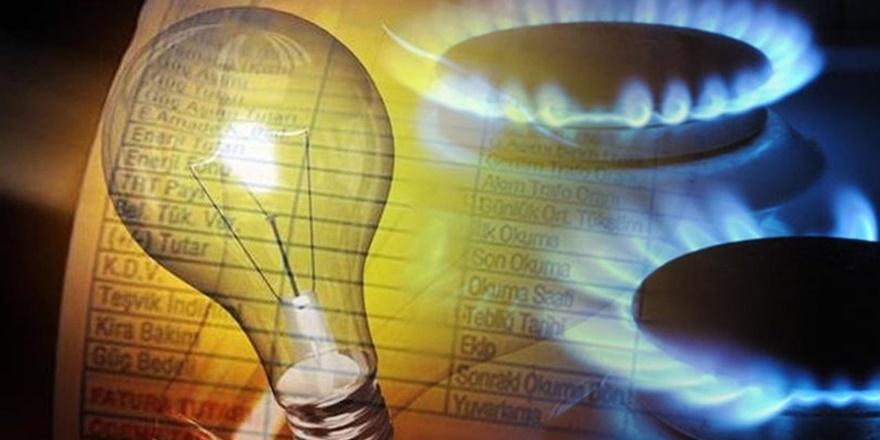 Bir yılda elektrik yüzde 32 doğal gaz yüzde 35 zamlandı