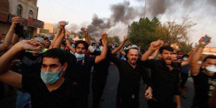 Basra'da Dünkü Olayların Bilançosu: 3 Ölü, 50 Yaralı