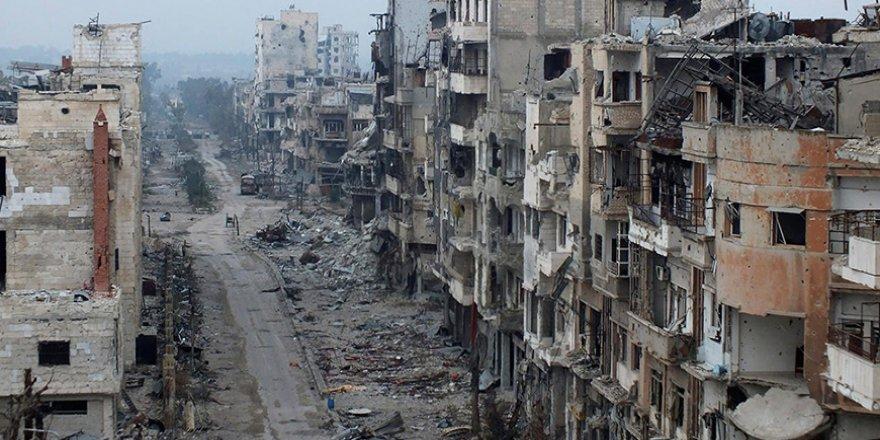'Esed Rejimi Bu Yıl 3500 Kez Varil Bombası Kullandı'