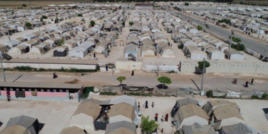 Suriyeli Muhacirlerin Barındığı Adıyaman'daki Çadır Kent Boşaltılıyor