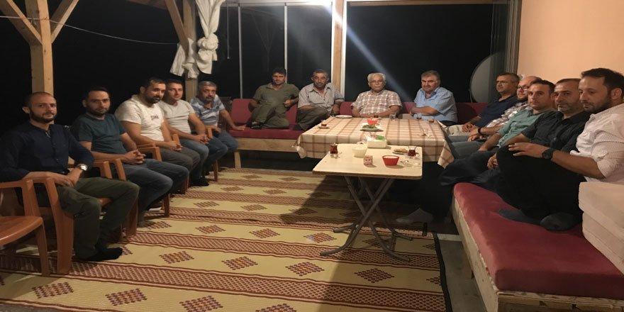 """Amasya'da """"Ğurur (Yanılma-Yanılgı)"""" Konusu İşlendi"""