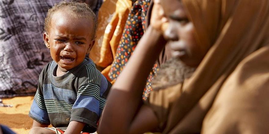 """""""Her 5 Saniyede Bir Çocuk Açlıktan Ölüyor"""""""