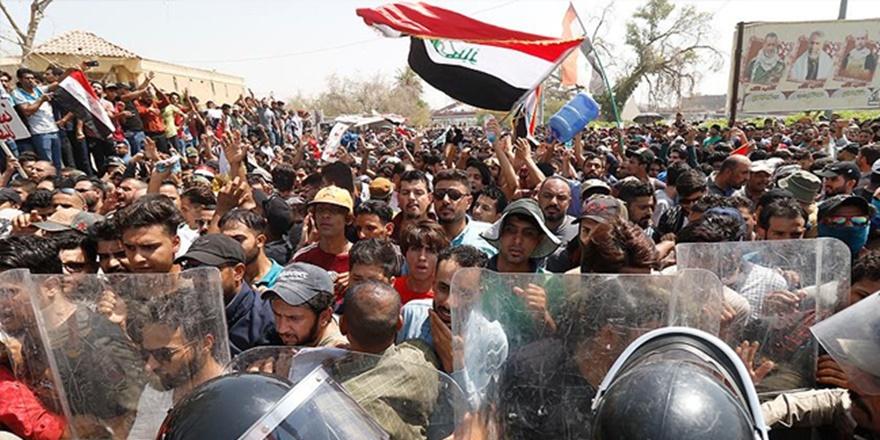 Tarihin Işığında Basra'daki Protesto Gösterileri
