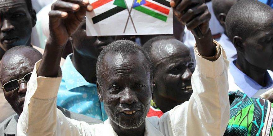 Güney Sudan'da Yıllardır Süren İç Savaş Sona Erdi