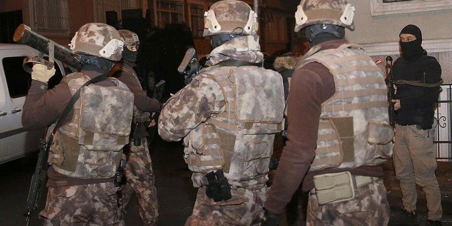 İstanbul'da DHKP/C Operasyonu