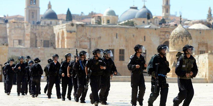 Hamas'tan Mescid-i Aksa Açıklaması