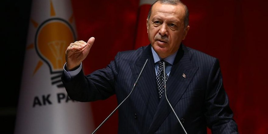 Erdoğan: Kayıt Gerçekten Bir Felaket