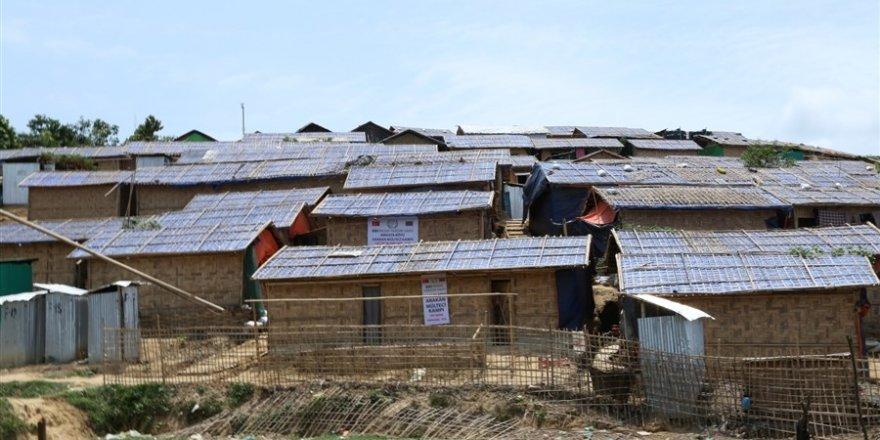 Amasya İHH, Bangladeş'teki Arakanlı Muhacirler İçin Köy İnşa Etti