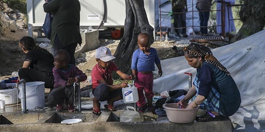 "Yunanistan'da ""Kapalı Göçmen Kampı""na Karşı Toplu İstifa Kararı"
