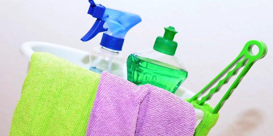'Ev Temizlik Ürünleri Çocuklara Kilo Aldırabilir'