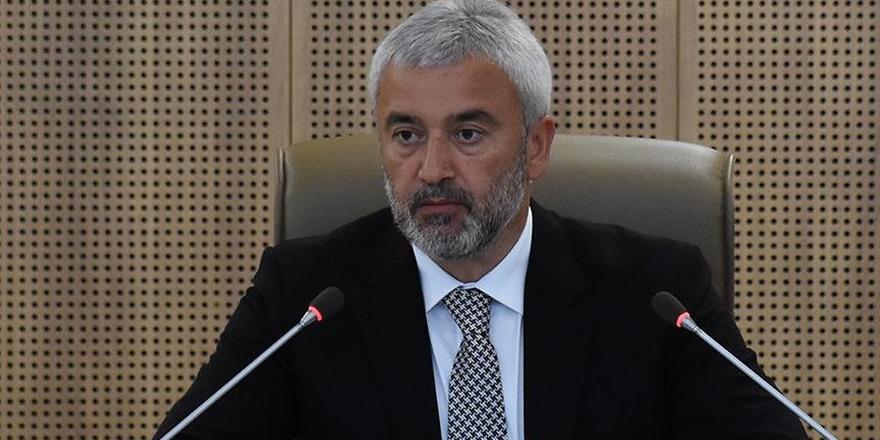 Ordu Büyükşehir Belediye Başkanı Enver Yılmaz İstifa Etti