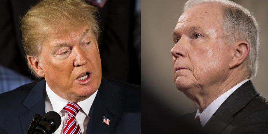 Trump: Benim Bir Adalet Bakanım Yok