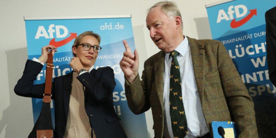 Almanya'da Endişe Verici Yükseliş: AfD İkinci Parti Oldu