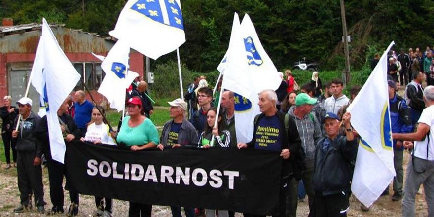 Susica Toplama Kampı Kurbanları Unutulmadı