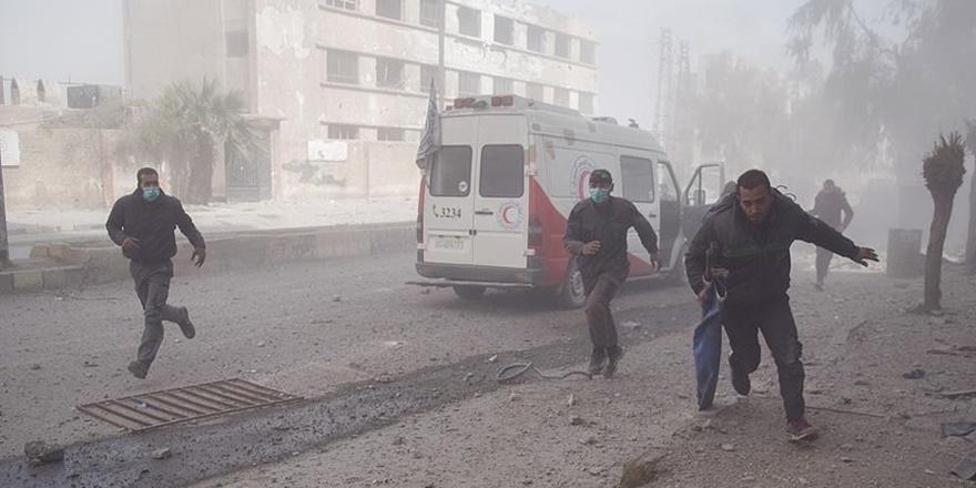 ABD Öncülüğündeki Koalisyon Suriye'de 4 Yılda 2 Bin 832 Sivili Öldürdü!