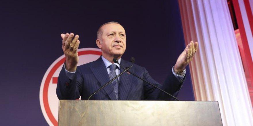 Cumhurbaşkanı Erdoğan: Suriye'nin İçindeki Güvenli Bölgeleri Artırmaya Devam Edeceğiz