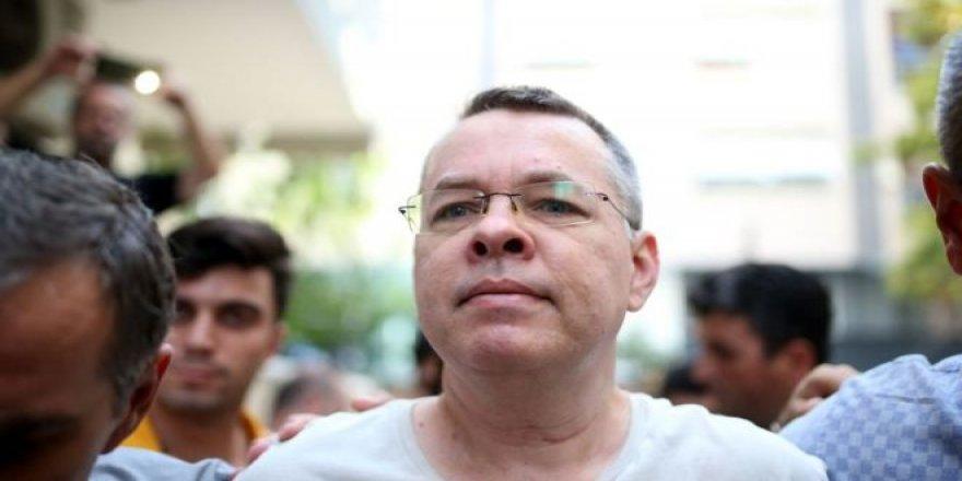 """""""Brunson 12 Ekim'deki Duruşmada Serbest Bırakılabilir"""" İddiası"""