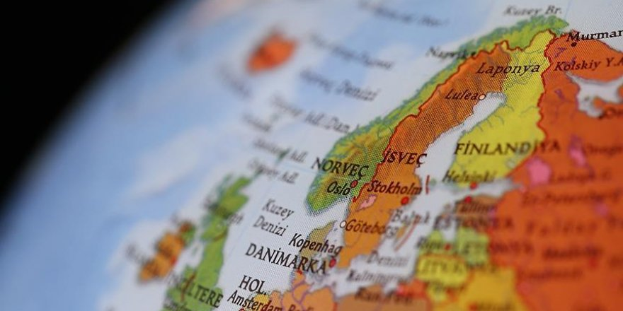 İsveç'te Müslümanlara baltalı tehdit