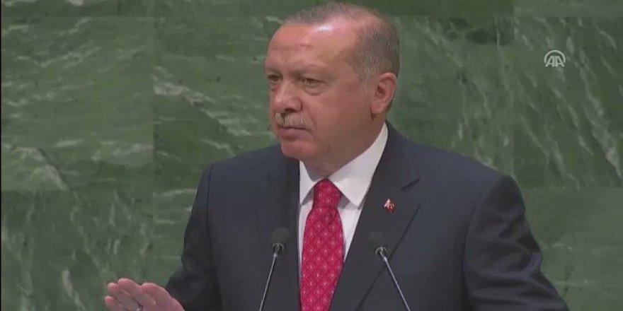"""Cumhurbaşkanı Erdoğan: """"Dünyanın Düzenini Sağlayacak Olan Adalettir"""""""
