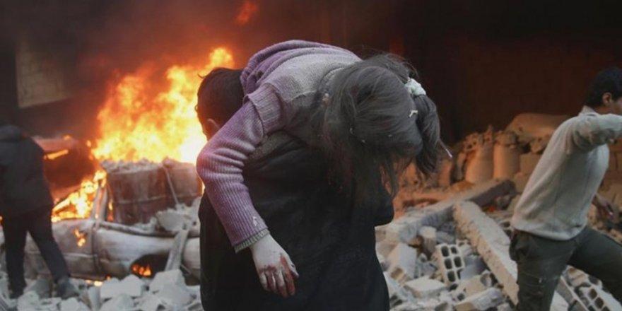 Suriye'de Milyonlar Bayrama Katliamlar Altında Girdi